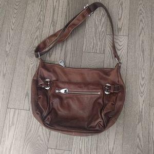 🌺🌸🍀  wintage genuine leather bag by M.Paris